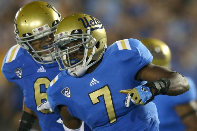 UCLA's Tevin McDonald to Miss Holiday Bowl for Breaking Team Rules