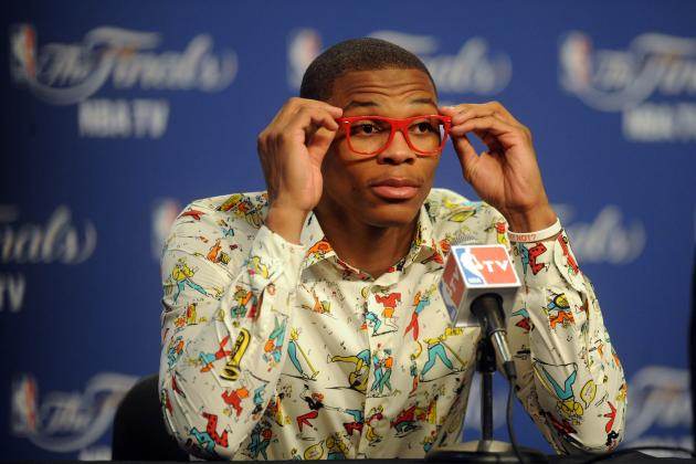NBA's Fashion Divas Have Gone Too Far