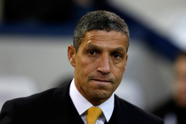 Chris Hughton Tells Norwich to Put First Defeat in 11 Behind Them Quickly