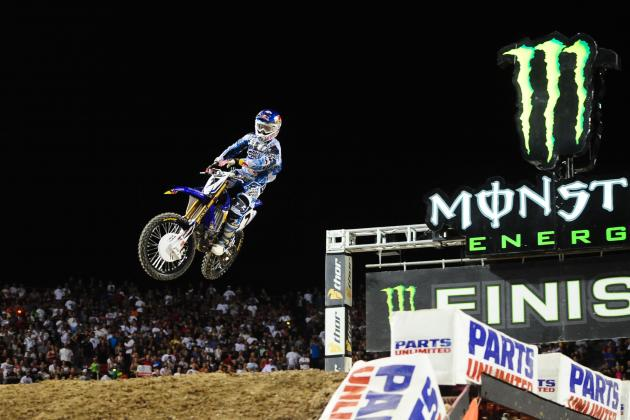 NASCAR and Other Forms of Motorsports Could Learn from Supercross