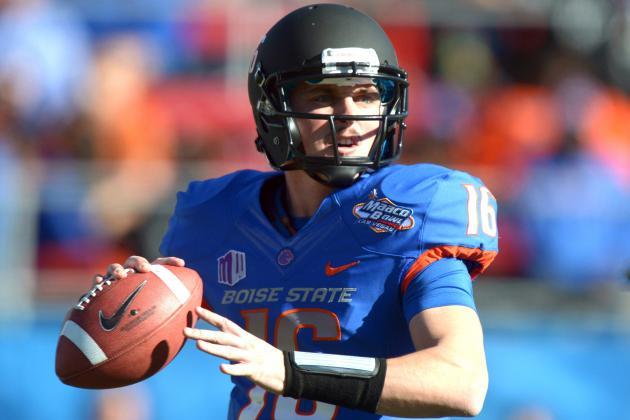 Las Vegas Bowl 2012: Washington vs Boise State Live Scores, Analysis and Results