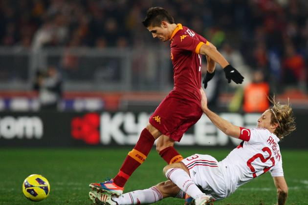 Match Report: Roma 4-2 AC Milan