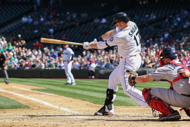 Seattle Mariners: Is Justin Smoak out of the 2013 Lineup?