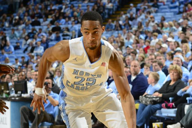 No. 23 UNC Rebounds, Routs McNeese State