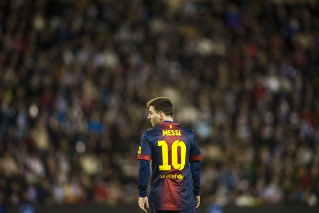 Lionel Messi: Barcelona Star Secures Best Individual Season Ever with 91st Goal