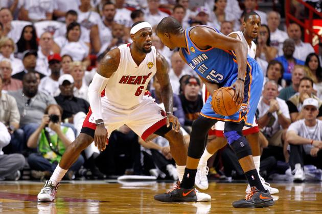 Is Miami Heat vs. OKC Thunder a 2013 NBA Finals Preview?