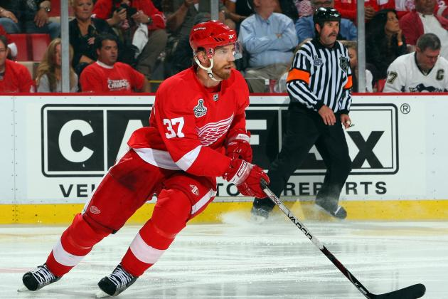 Red Wings' Mikael Samuelsson: NHL Owners Are 'Playing Pretty Dirty'