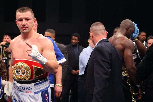 Adamek vs Cunningham: Boxing Delivers Major Robbery to Close Out 2012