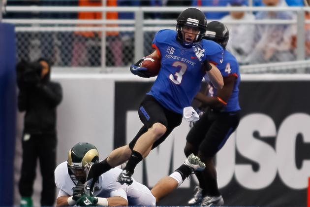 Sources: TV Rights Key to Boise State's Move
