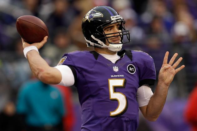 Joe Flacco Must Get His Act Together, or These QBs Could Replace Him in 2013