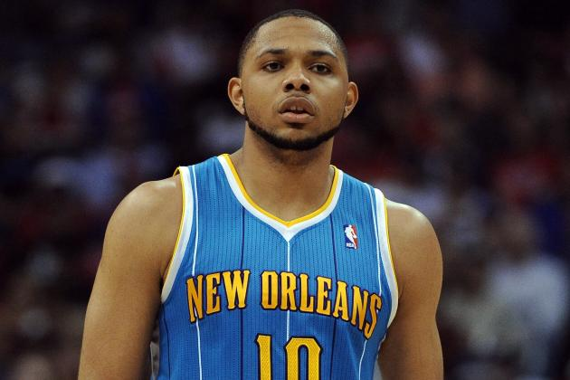 Eric Gordon Officially Cleared for Full Contact