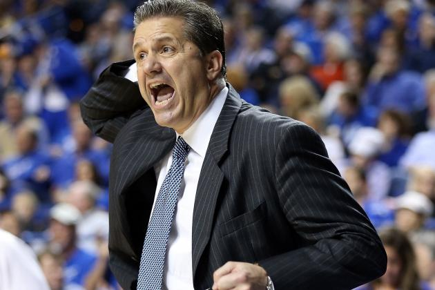 "Calipari Transcript: ""The Reality Is We Got Way Better"""