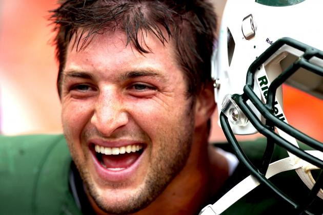 Tim Tebow Reportedly Expected to Play for Jacksonville Jaguars in 2013