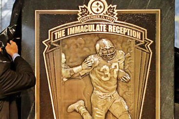 Steelers Honor Immaculate Reception