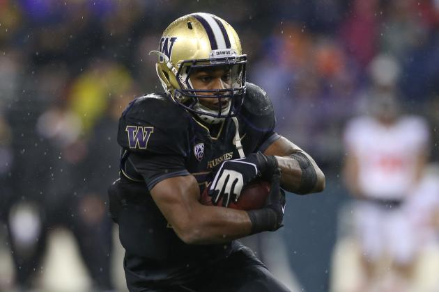 Huskies Lose Las Vegas Bowl Despite Huge Game by RB Bishop Sankey