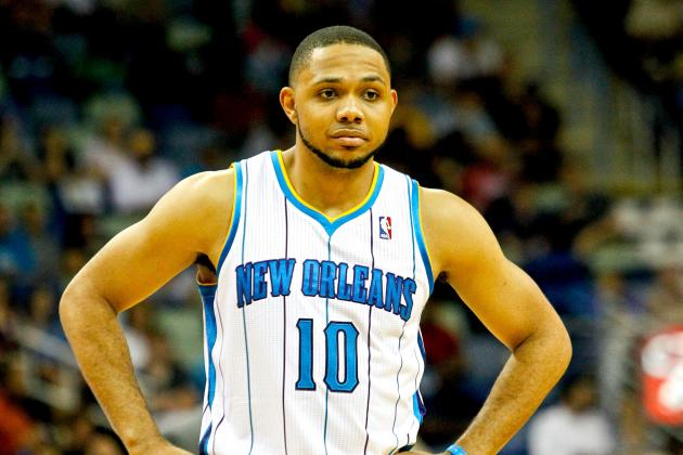 Eric Gordon Injury: Updates on Hornets Guard's Knee
