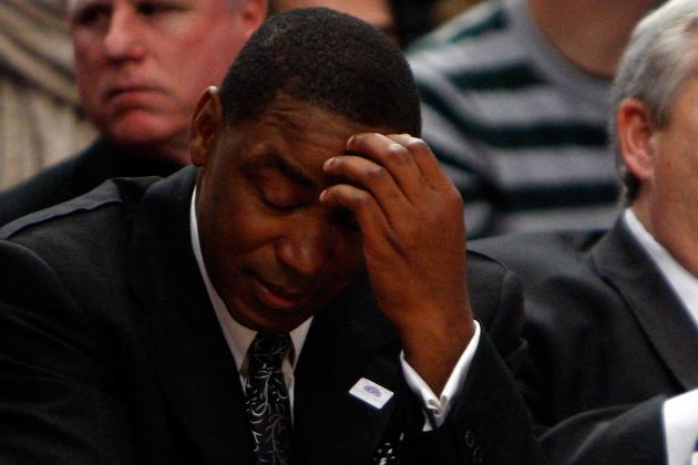 Isiah Thomas out at FIU, Let the Knicks Rumors Commence