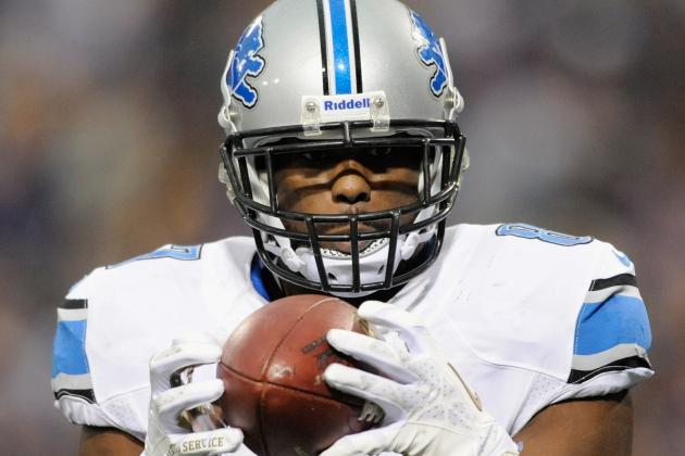 Lions Inactives: Brandon Pettigrew (high Ankle Sprain) Remains out vs. Falcons