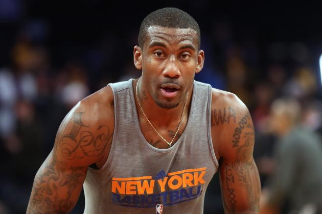 New York Knicks Rumors: Inability to Move Amar'e Stoudemire Will Haunt NY