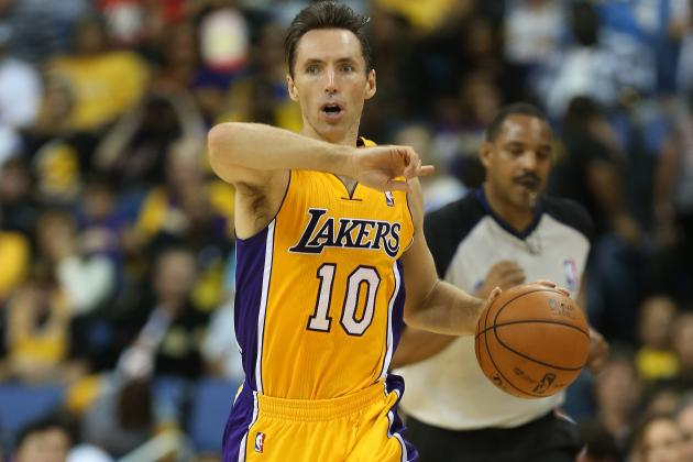 If You Thought Kobe Was MVP, Wait Until He Clicks with Returning Steve Nash