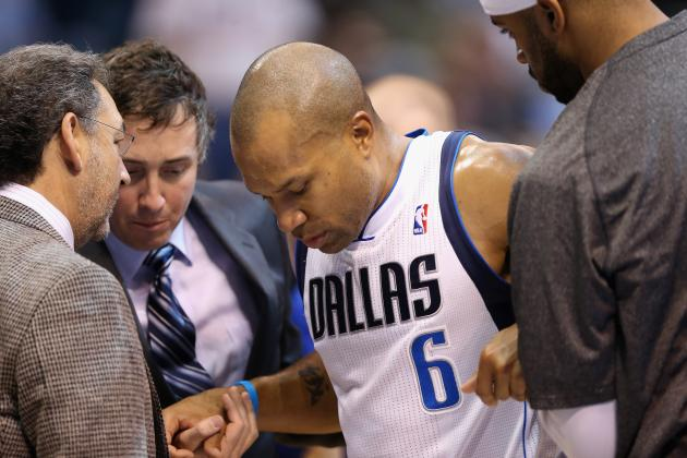 Dallas Mavericks' Failed Derek Fisher Experiment Distracted, Damaged Chemistry