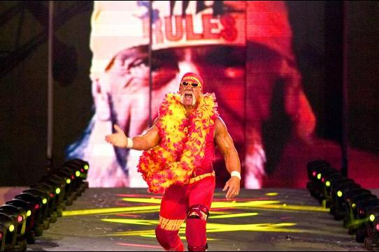 TNA News: Hulk Hogan Gunning for TNA Title in 2013?