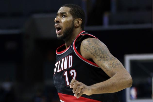 LaMarcus Aldridge Will Play vs. Suns