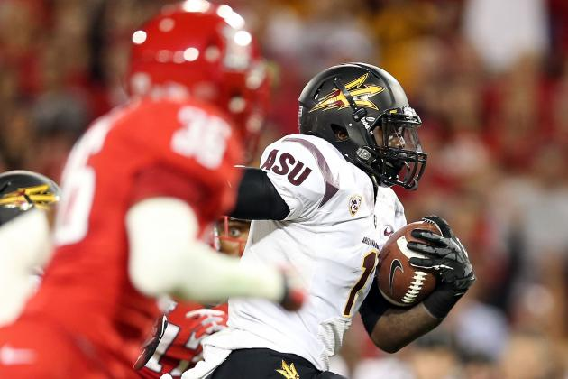 ASU's Grice Leaves Team to Return to Family