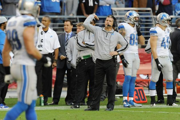 Schefter Reports Jim Schwartz's Job Is Safe for 2013, but It Shouldn't Be