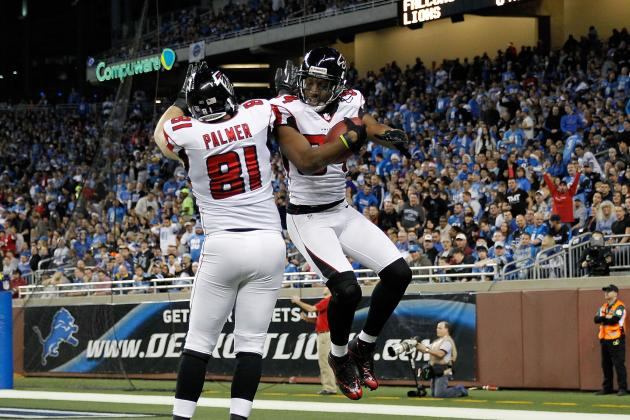 Atlanta Falcons vs. Detroit Lions: Live Analysis, Score Updates, Highlights