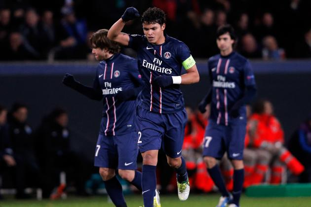 Thiago Silva: PSG Report Card for the Star Defender