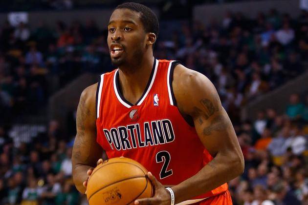 Wesley Matthews Leaves Game with Hip Injury