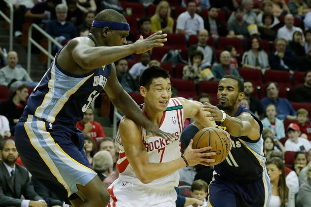Memphis Grizzlies vs. Houston Rockets: Live Score, Results and Game Highlights