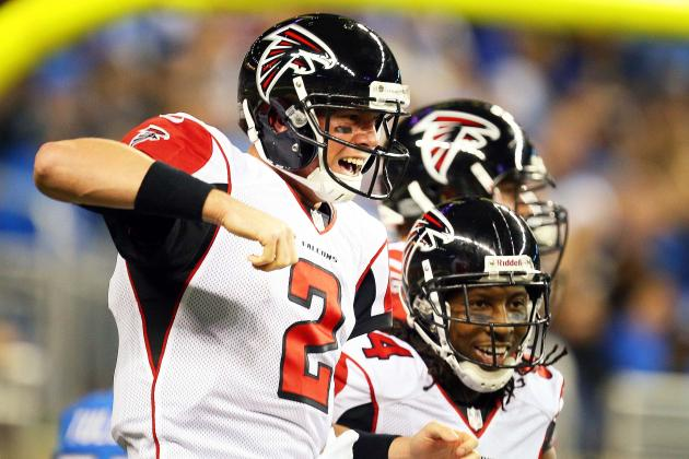 Falcons vs. Lions: Twitter Reaction, Recap and Analysis