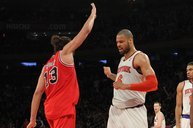 NY Knicks and Chicago Bulls Fracas a Sign the NBA Needs to Simmer Down Now