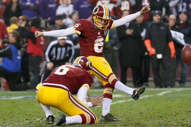 Kai Forbath: Best Washington Redskins Kicker Since Mark Moseley