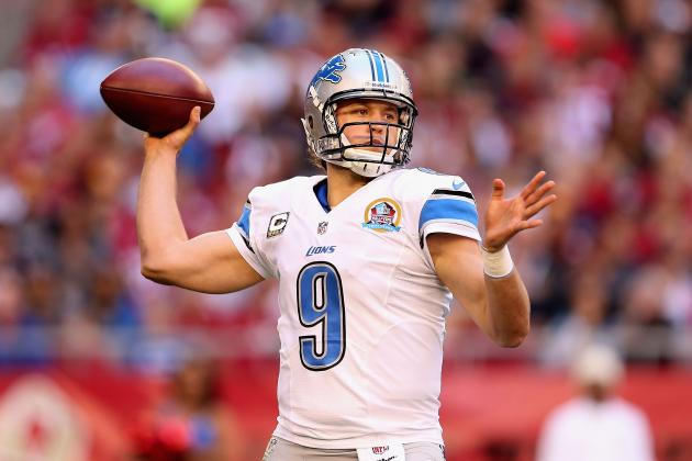 Matthew Stafford: Gaudy Numbers Don't Make Lions QB Elite