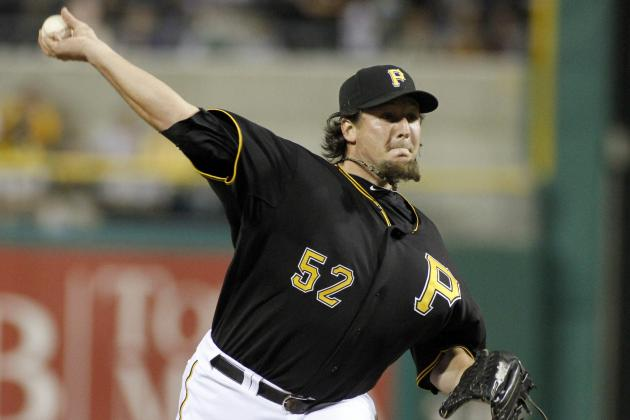 Red Sox Continue to Add Pitching by Trading for Pirates' Hanrahan