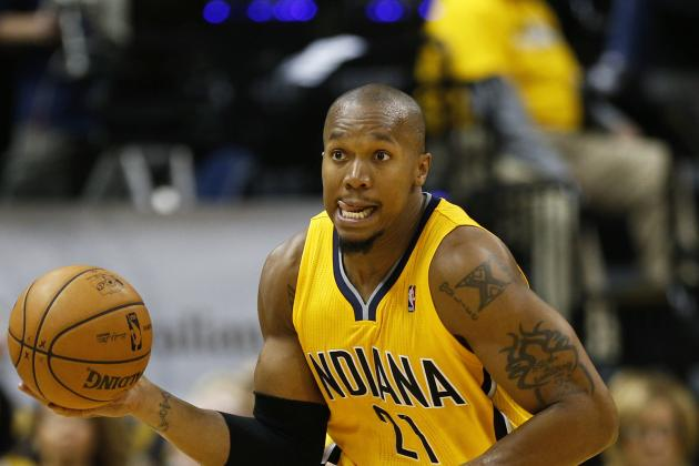 West Enjoys New Orleans Homecoming, Scores 25 in Pacers Comeback Win