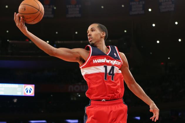 Wizards Waive Livingston and Barron