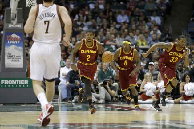 Cavs Snap Three Losing Streaks with 94-82 Win over Bucks