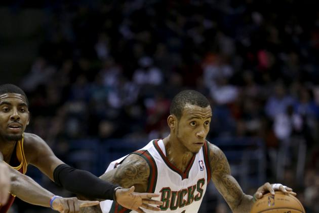 Cavaliers 94, Bucks 82: Ellis Lone Bright Spot as Bucks Fall to Woeful Cavs