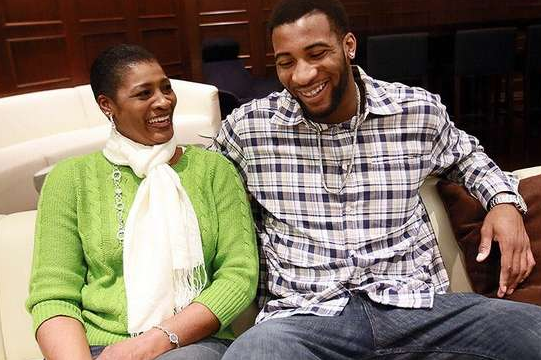 Rookie Andre Drummond Brought Mom with Him to Help Adjust to NBA Life