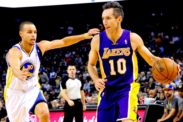 Steve Nash's Holiday Return Proves It's a Wonderful Life for L.A. Lakers Fans
