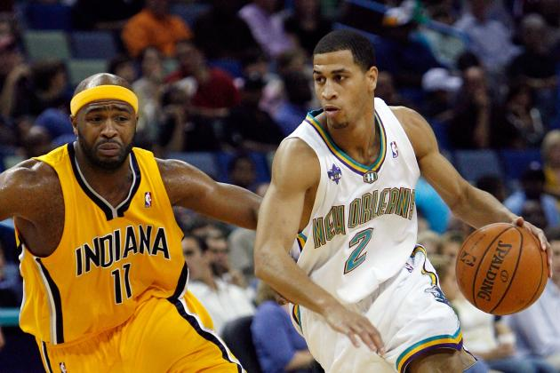 New Orleans Hornets Blow 22-Point Lead and Lose to Indiana Pacers 81-75