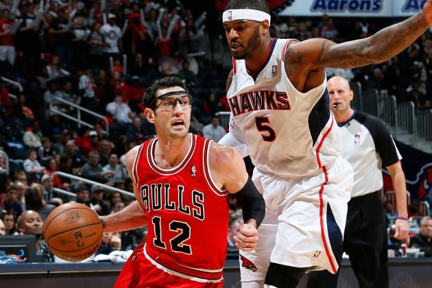 Bulls Can't Survive Awful 2nd Quarter in Loss to Hawks