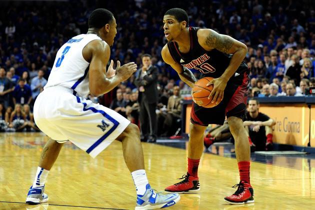 Louisville Gets Better in Easy Win over Western Kentucky