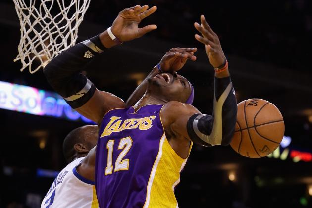Defense Still a Problem for Lakers