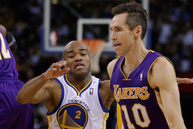 Lakers Edge Warriors in Overtime Thriller