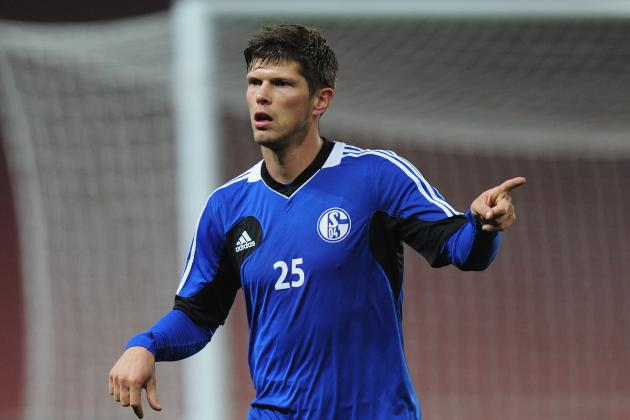 Klaas-Jan Huntelaar Snubs Arsenal, Liverpool and Signs New Contract with Schalke